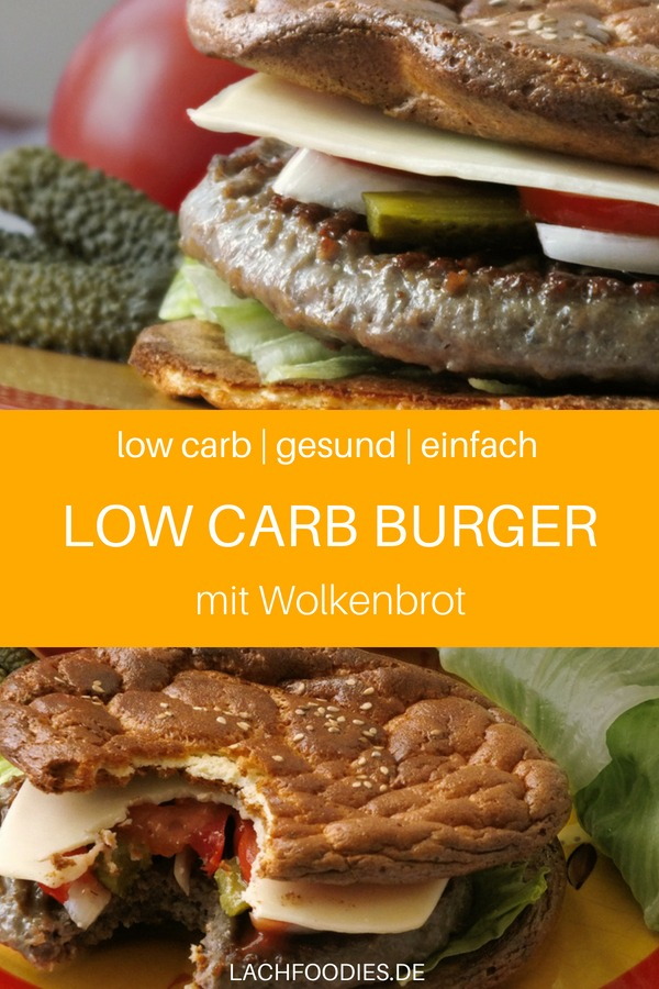Low Carb Oopsie Burger Rezept