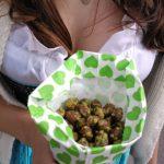 Wasabi Nüsse