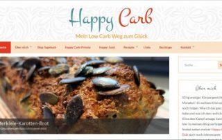 Happy Carb Startseite