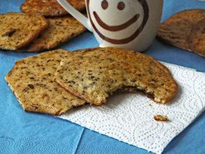 Low Carb Schokoladen Brot