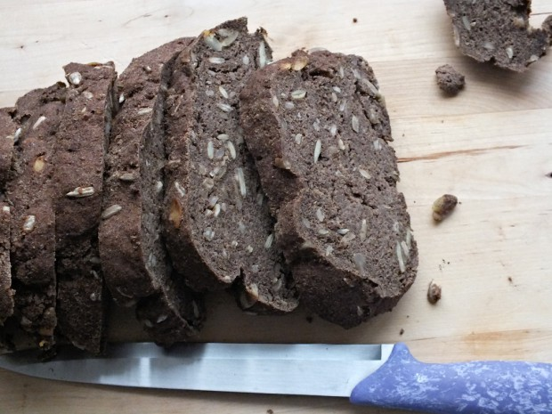 Low Carb Bauernbrot