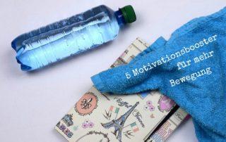 5 Motivationsbooster für mehr Bewegung