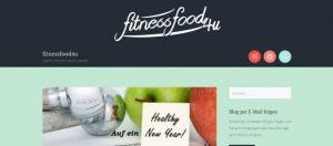 Startseite: Fitnessfood4u