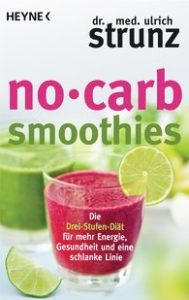 No Carb Smoothies, Cover:Heyne Verlag
