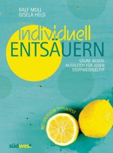 Individuell Entsäuern, Cover: Südwest Verlag