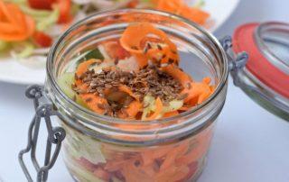 Ein bunter Salat