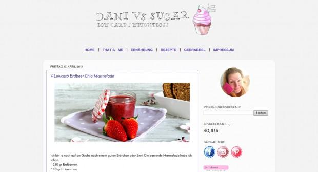 Dani vs. Sugar