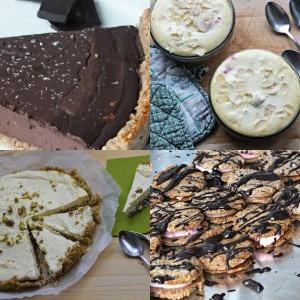 Low Carb Rezepte - Kuchen und Desserts