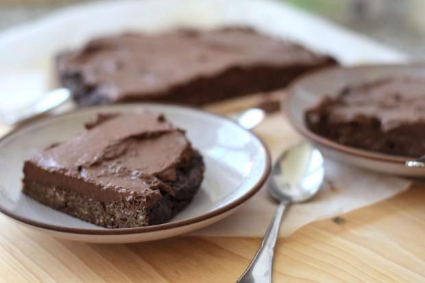 Zucchini-Schokoladenkuchen