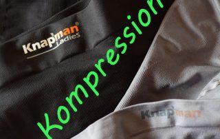Kompressionsbekleidung - was bringt das