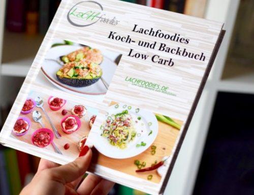 Unser Low Carb Koch- und Backbuch (Gewinnspiel)