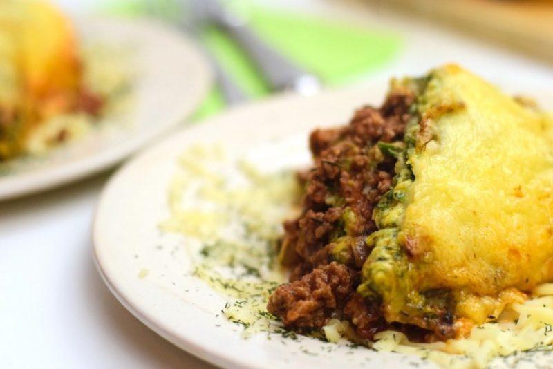 Saftige italienische Low Carb Lasagne Rezept ohne Kohlenhydrate Blog