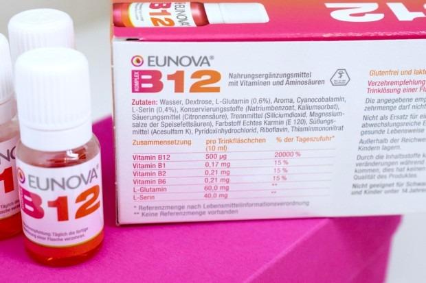Stärkung des Immun- und Nervensystems durch EUNOVA