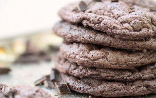 Schokoladen oopsies wolkenbrot ohne Kohlenhydrate