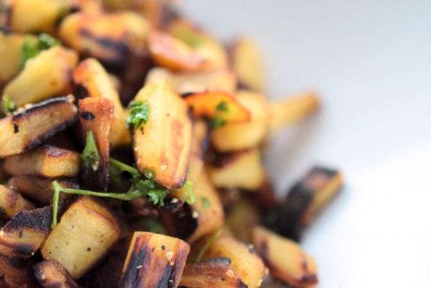 Knusprige Low Carb Kartoffeln11