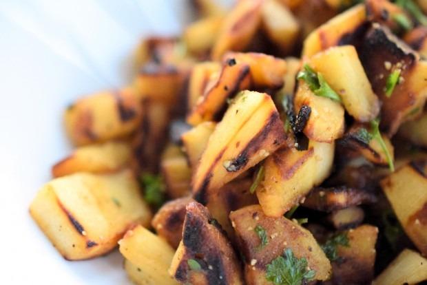 Knusprige Low Carb Kartoffeln22