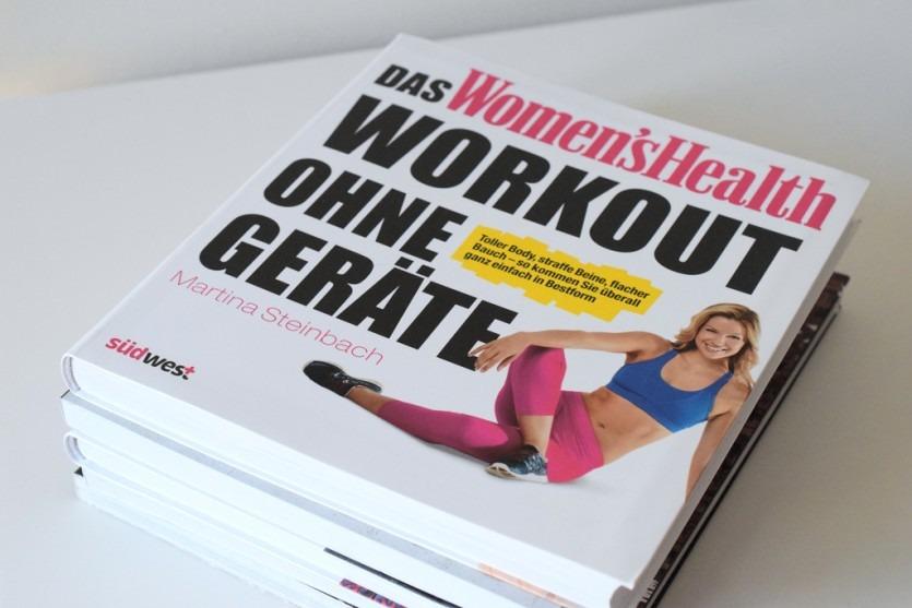 5 Fitnessbuecher fuer dein Wohnzimmerworkout