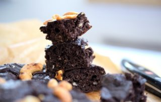 Schokoladige Low Carb Cookies Ohne Mandeln