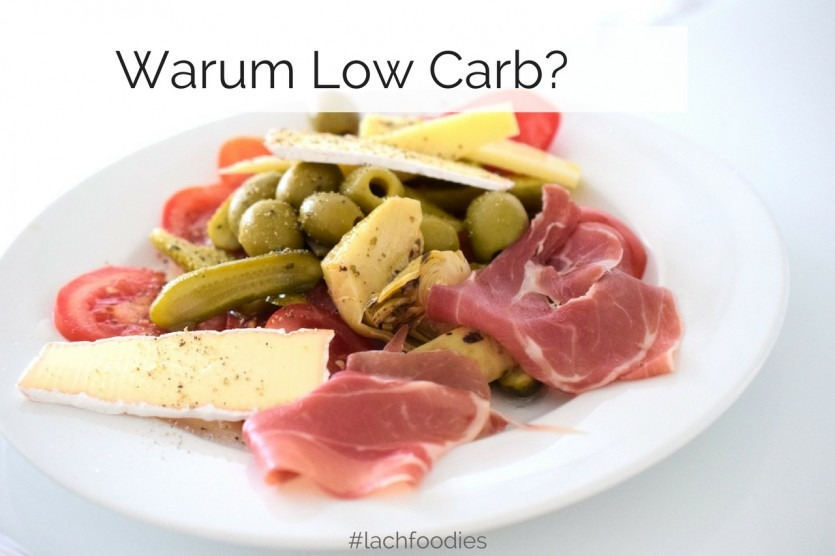 Warum ernährst DU dich Low Carb?