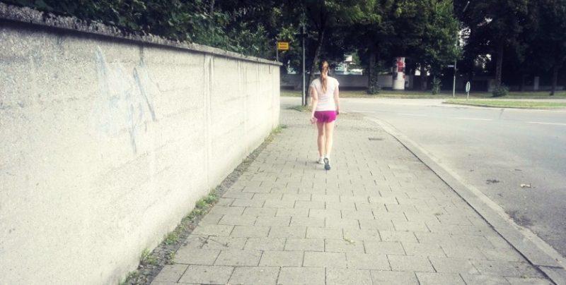 7 Tagen Sport in Folge Fitnessblogger München