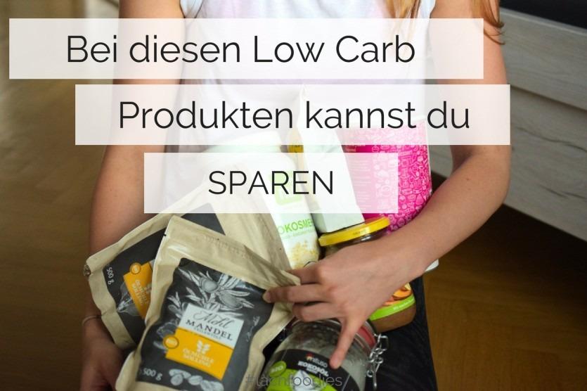 Bei diesen Low Carb Produkten kannst du sparen?