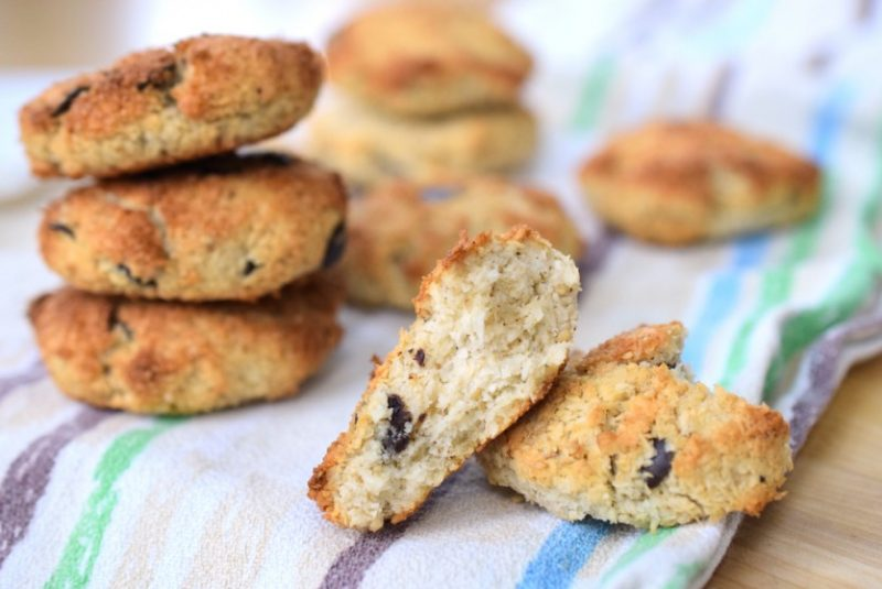 Low Carb Kokos-Cookies | Lachfoodies
