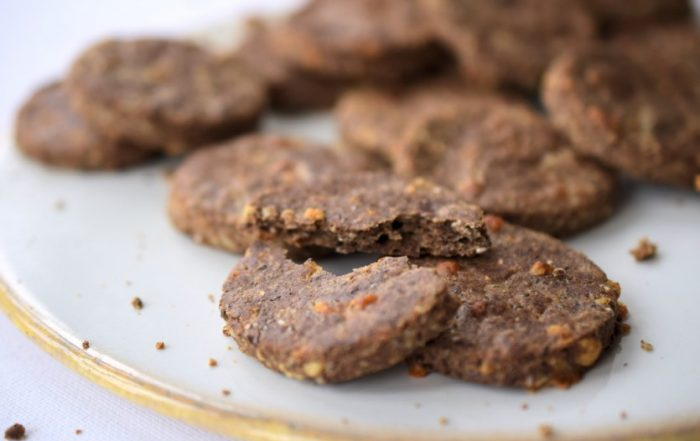 Ein leckeres Rezept für Chia-Kekse