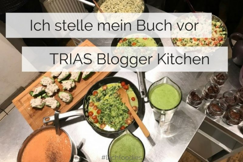 low carb gemuesenudeln trias verlag blogger kitchen7