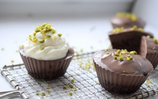 Schoko-Muffins ohne Zucker