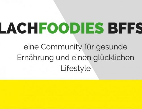 Private Facebookgruppe für alle Lachfoodies-Leser