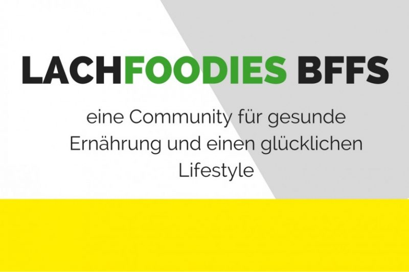 Lachfoodies-Leser Facebook Gruppe Low Carb zuckerfrei glutenfrei