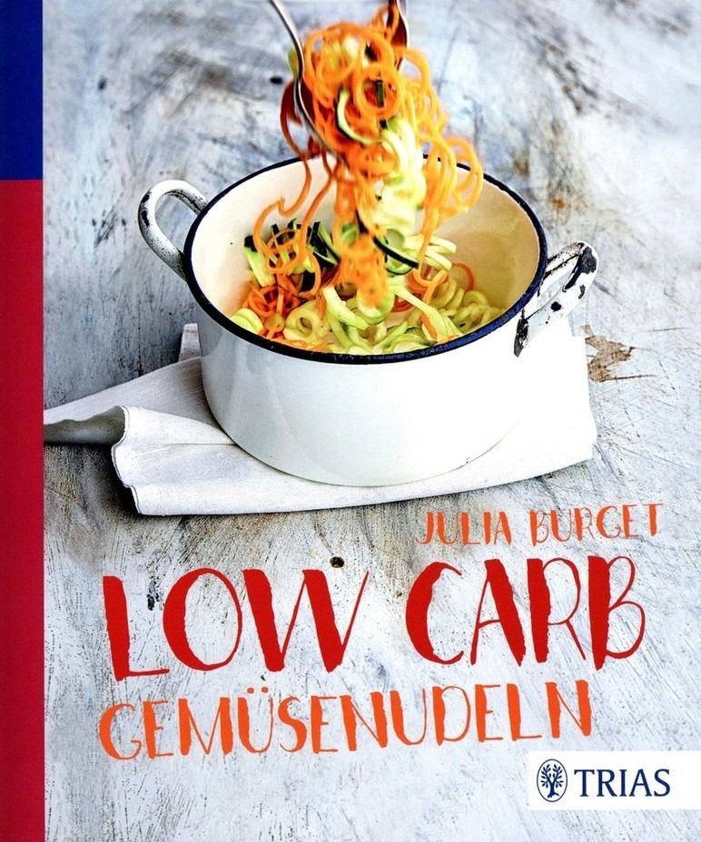 Julia Burget Low Carb Gemüsenudeln