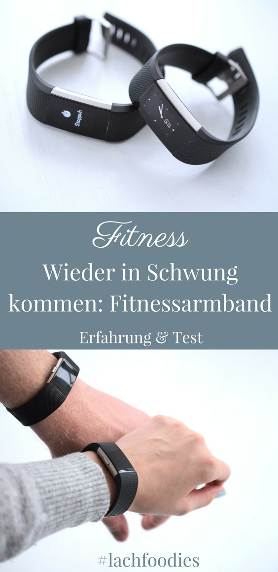 Fitbit Charge 2 Erfahrung test vergleich Fitness Motivation