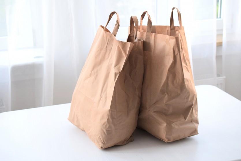 Wirf einen Blick in unsere Einkaufstüten: Lebensmittel online shoppen mit Bringmeister