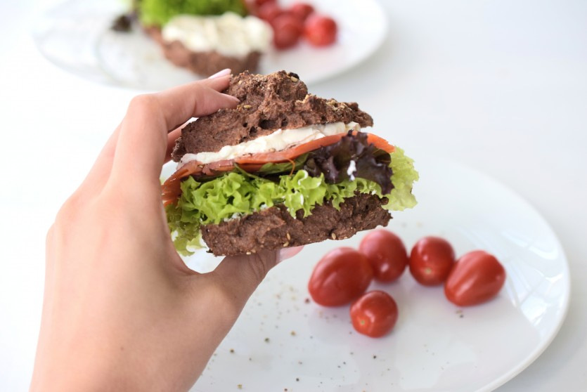 Foodpunk Challenge Brotbackmischung low carb