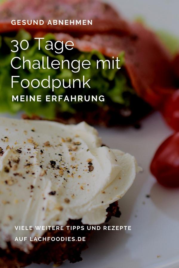 Die Foodpunk-Challenge: Mit Ketogener Ernährung, Low Carb oder Paleo in 30 Tagen Abnehmen. Die Challenge mit vielen Rezepten, Tipps und Tricks rund um die gesunde Ernährung. Ich habe die Challenge ausprobiert und erzähle dir hier, warum ich begeistert bin. Gesund Abnehmen, gesunde Ernähren und glücklich leben. #foodpunk #lachfoodies #abnehmen #lowcarb
