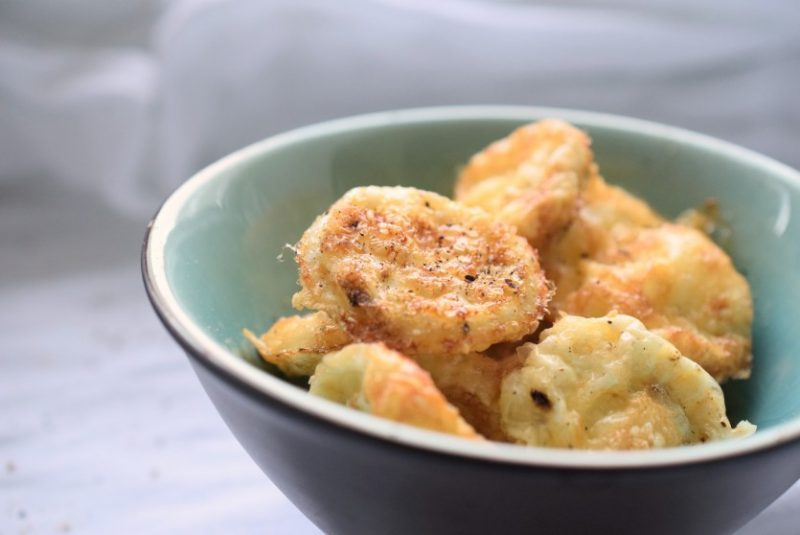 Super unkompliziert: Low Carb Chips Rezept ohne Kohlenhydrate glutenfrei