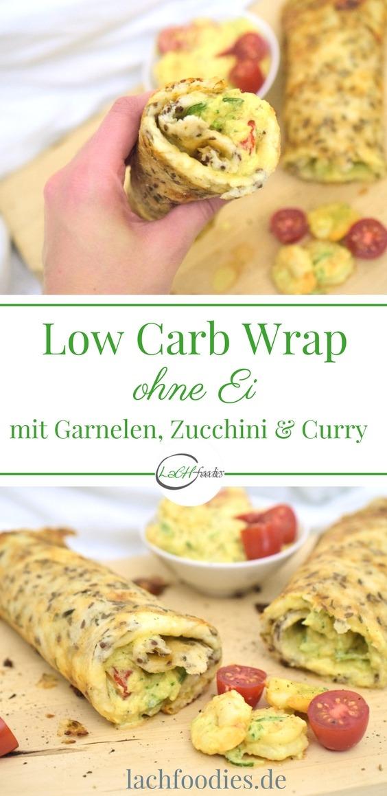 Lachfoodies Low Carb Wrap gesund essen ohne Kohlenhydrate Foodblog