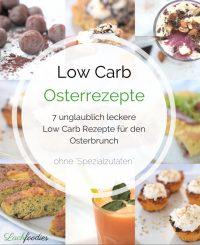 Low Carb Osterrezepte Kochbuch Osterbrunch gesund