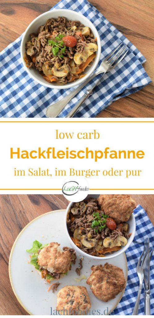 Low Carb Hackfleischpfanne