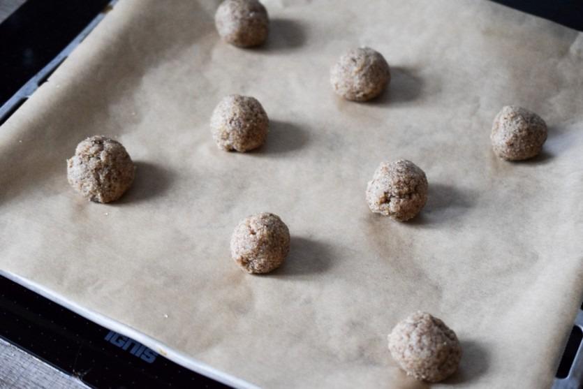 Low Carb Mandelkekse ohne Zucker ohne Mehl