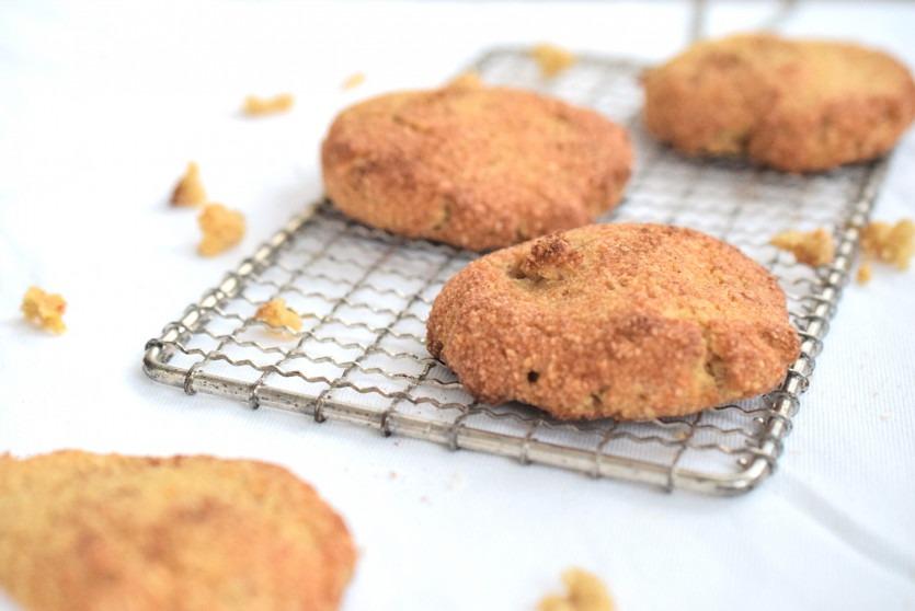 Low Carb Cookies mit Mandeln Rezept