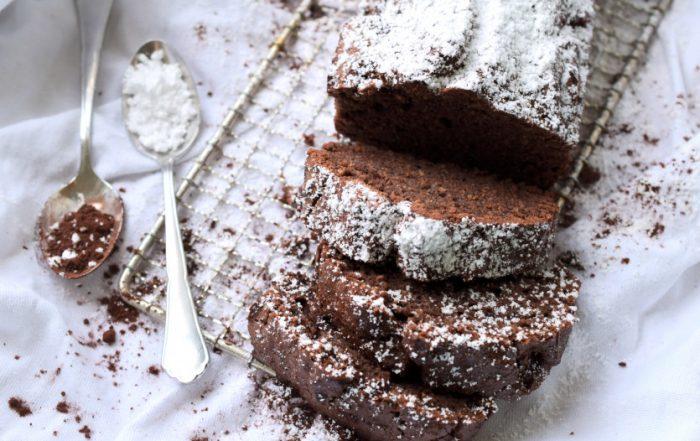 DER Low Carb Schokokuchen Rezept ohne Zucker