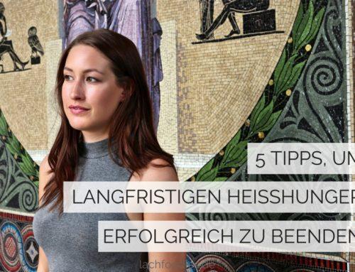 5 Tipps, um langfristigen Heißhunger zu stoppen | Beispiel light Getränke (inkl. Arbeitsbuch)