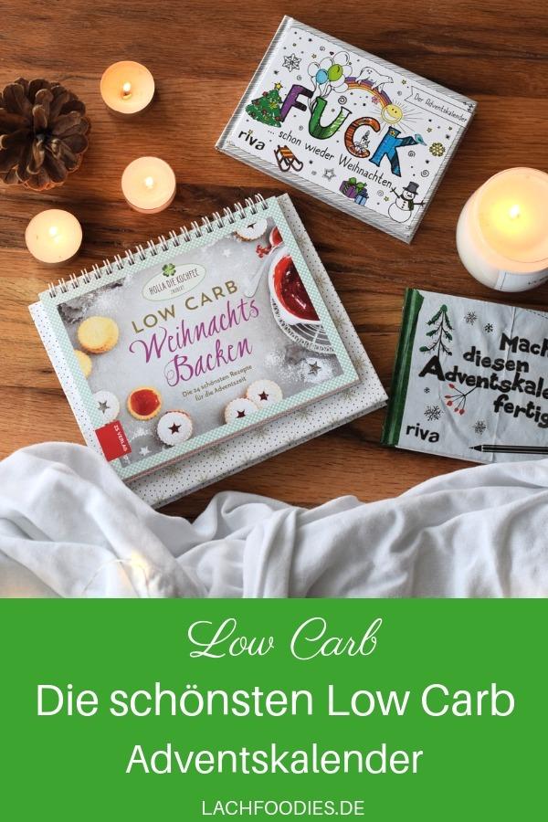 Hier findest du eine Übersicht der schönnsten Low Carb Adventskalender. Adventskalender ohne Süßigkeiten, ohne Schokolade und ohne Müll. Hier findest du tolle Ideen, wenn du dieses Jahr einen Adventskalender ohne Süßes verschenken möchtest. Du wirst überrascht sein, was für tolle Alternativen es in allen Preisklassen gibt. Ich zeige dir auch, welche Kalender es dieses Jahr in unser Wohnzimmer geschafft haben. #lachfoodies #adventskalender #lowcarbkalender