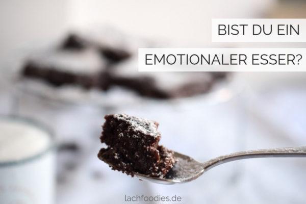 Was ist emotionales essen