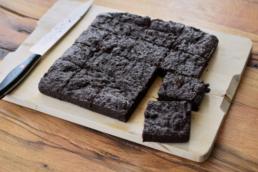 Low Carb Backkurs Brownies