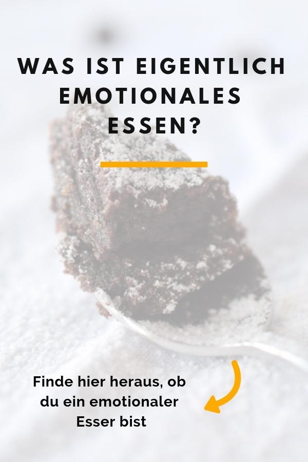 Was ist eigentlich dieses emotionale Essen? Wahrscheinlich hast du schon einmal etwas von dem klassischen Frustesser gehört. Doch weißt du, was sich dahinter verbirgt und was du dagegen tun kannst? Ich zeige dir, wie du einfach wieder normal essen kannst. Emotionales essen überwinden. Schritt für Schritt emotionales essen heilen.  Heißhunger vermeiden #emotionalesessen #intuitivesessen
