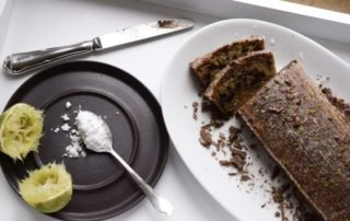 Low Carb Limetten-Kuchen Rezept