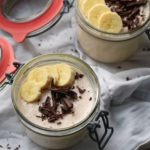 Bananen-Joghurt-Creme ohne Zucker